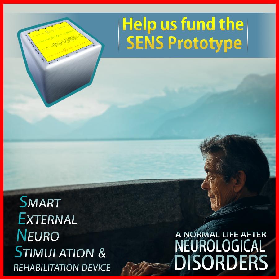 Help us Fund the SENS Prototype