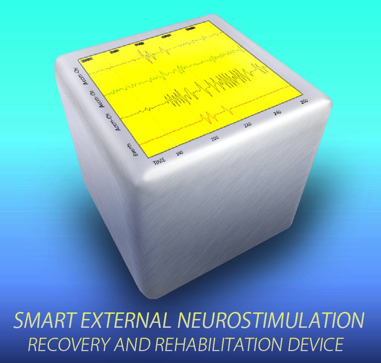sens - first device that recover and rehabilitate people with neurological disorder